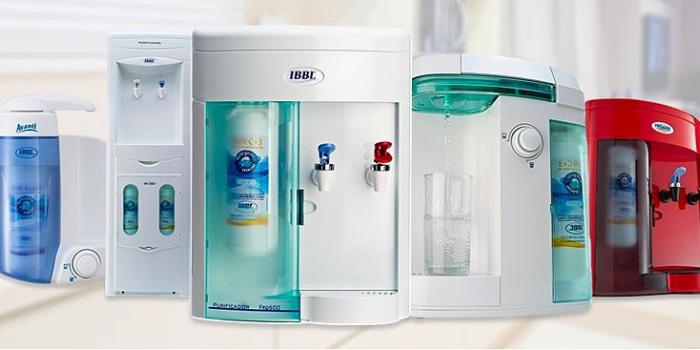 Porque Comprar um Filtro de Água IBBL