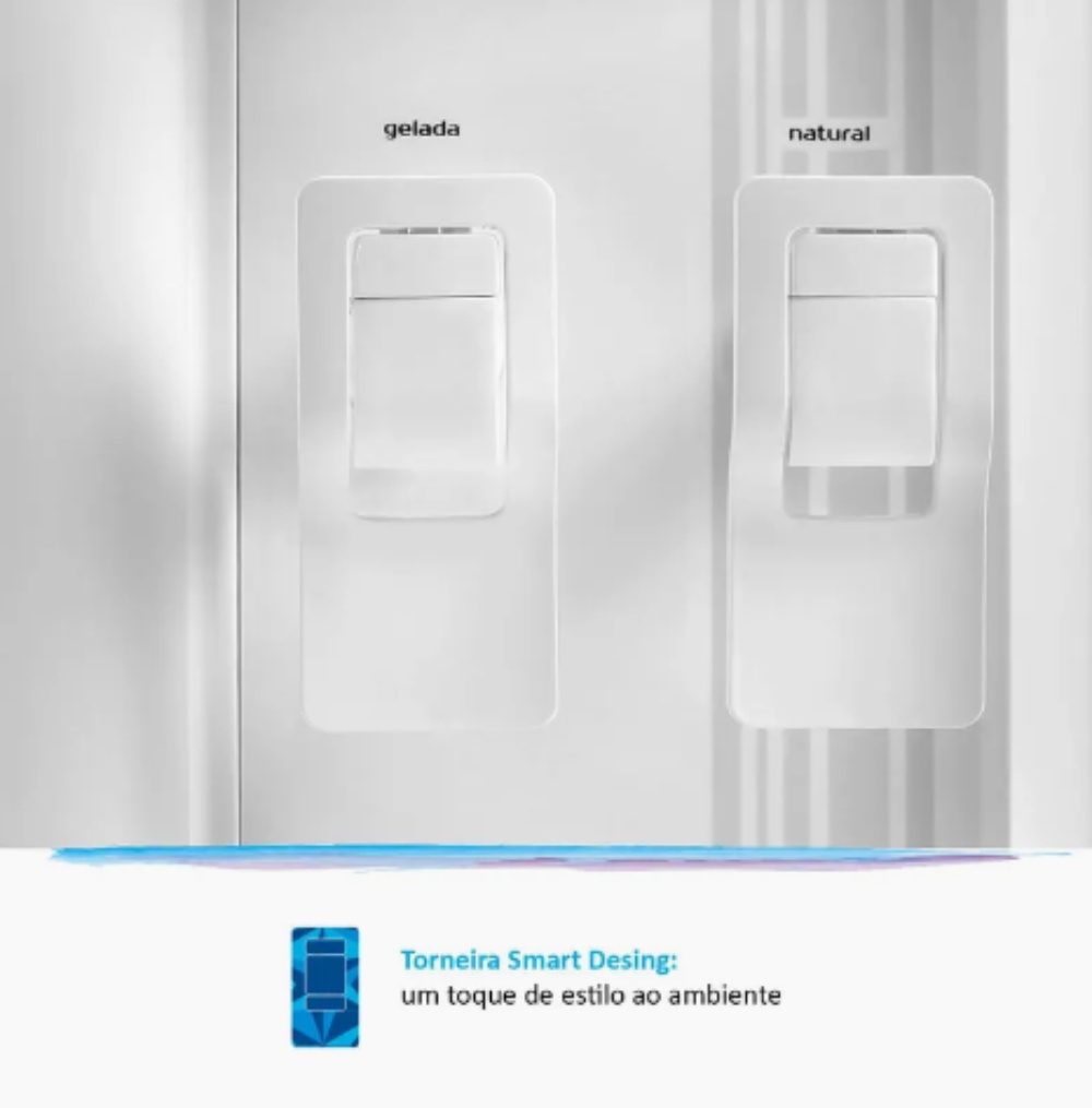 IBBL FR600 Branco torneira smart design