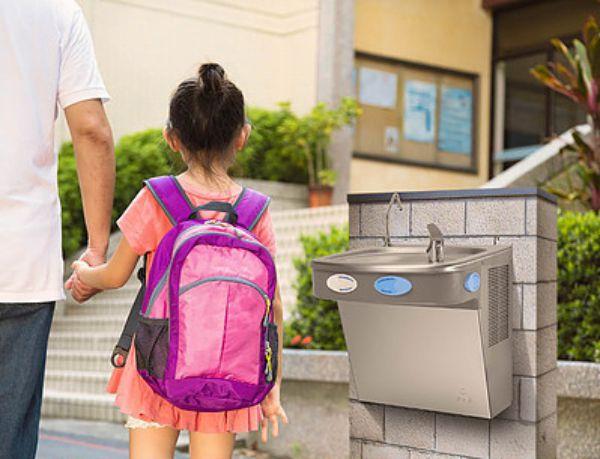 Purificador de Água para Escolas e Colégios