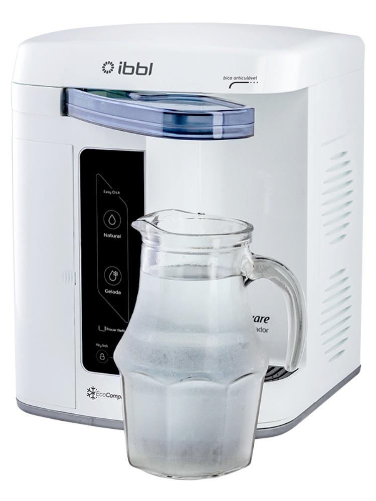 Purificador Innovare Branco água gelada
