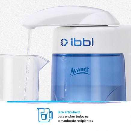 Purificador de Água IBBL Avanti Natural bica