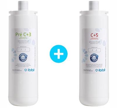 Refil C+3 e C+5