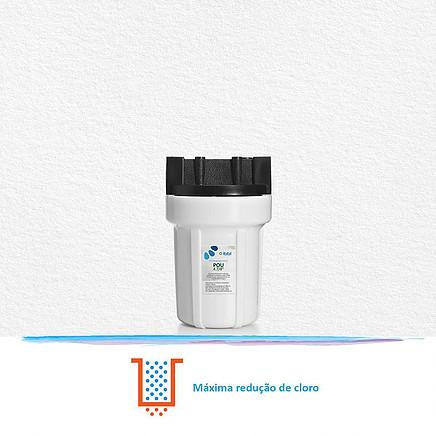 Refil POU IBBL redução de cloro