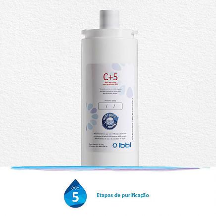 refil ibbl c5 etapas de filtragem